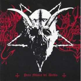 Black Angel / Black Empire - Pura música del Diablo