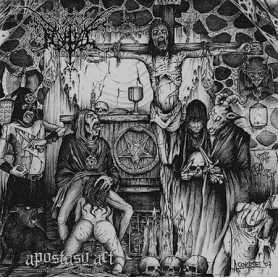 Nahual - Apostasy Act: Recrucifixion.Ritual.Revelation
