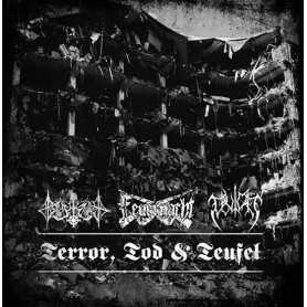 BLUTKULT / FEUERNACHT / BLUTAAR - Terror, Tod & Teufel