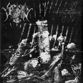 SELBSTMORD / LEGACY OF BLOOD - Split S/T