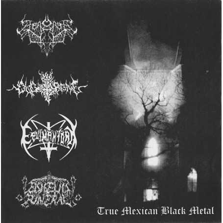 BEASTIAL / OLD THRONE / EQUIMENTORN / EISHETHS FUNERAL - Split S/T . CD