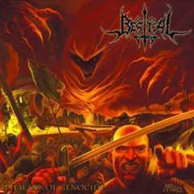 Bestial - Phalanx Of Genocide
