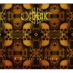 ORTHANC - L'Amorce du Declin . CD