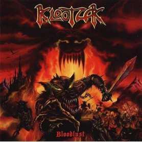 Klootzak - Bloodlust