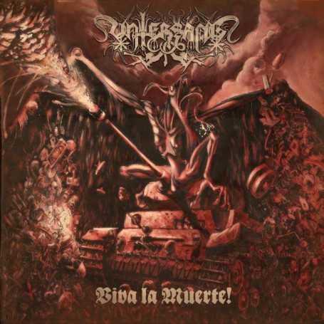 UNTERGANG - Viva la Muerte . CD