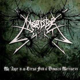 Magister Dixit - My Anger Is An Eternal Field Of Demonized Mercenaries