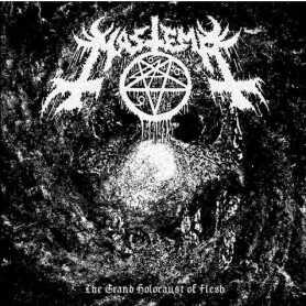 MASTEMA - The Grand Holocaust of Flesh . CD