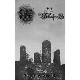 BLUTGRUND / WOLFENBURG - Archetyp Zemsty
