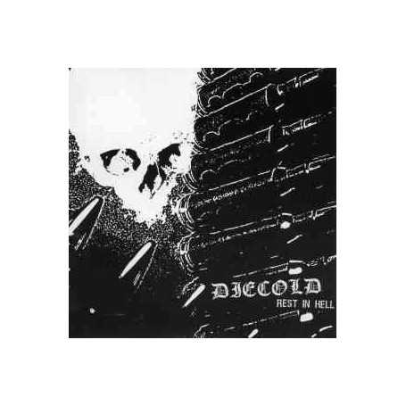 DIECOLD - Rest in Hell . CD