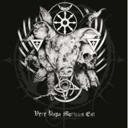 HALSFANG - Vere Papa Mortuus Est . CD
