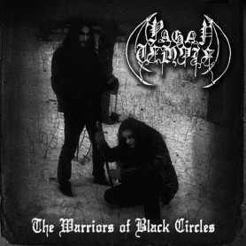 PAGAN TEMPLE - The Warriors of Black Circle