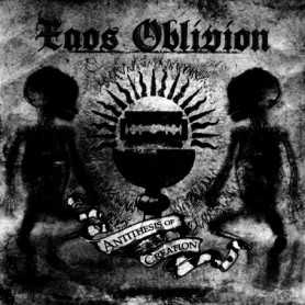 XAOS OBLIVION - Antithesis of Creation . CD