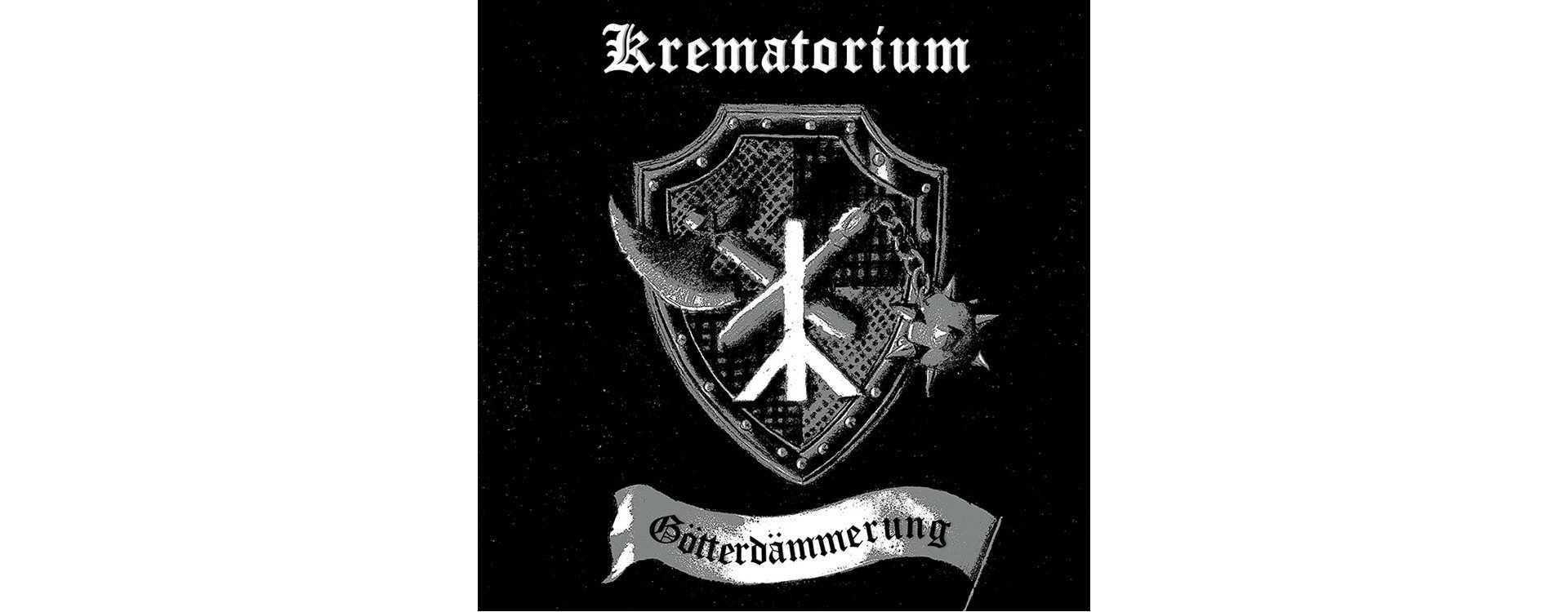 """KREMATORIUM - Götterdämmerung . CD / Vinyl 12"""" LP"""