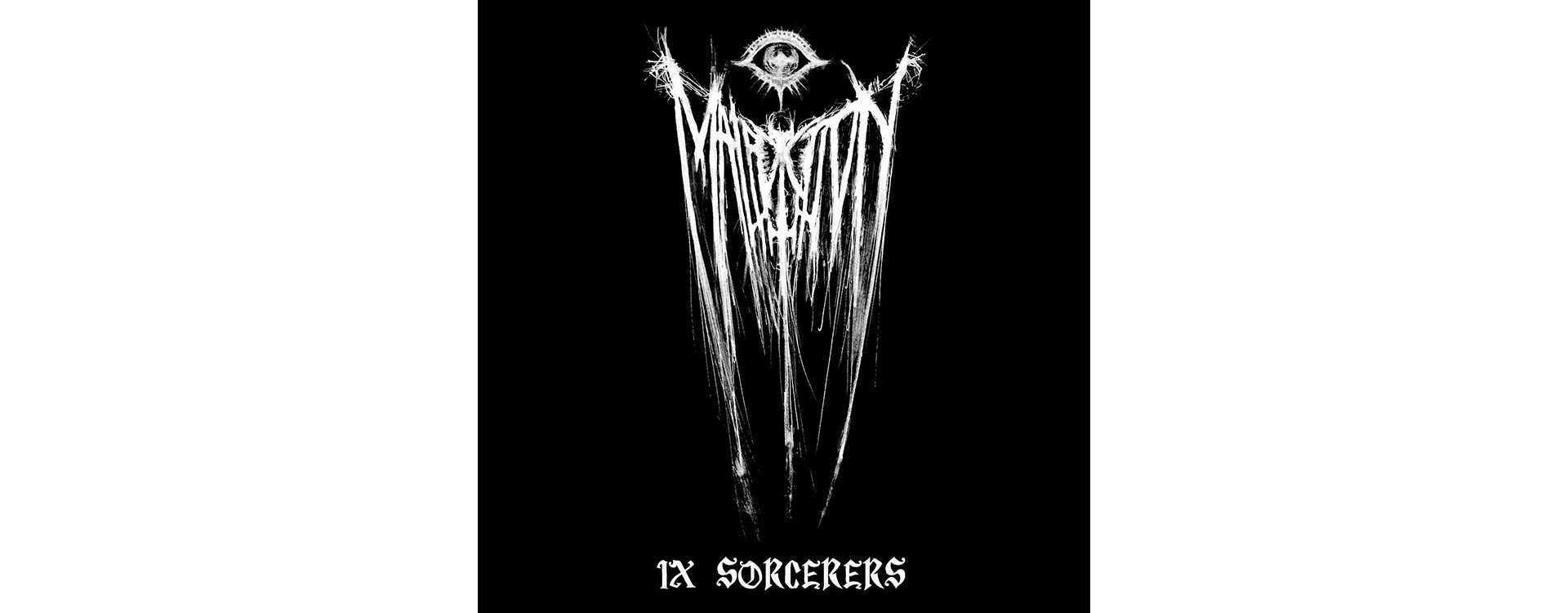 MALEDICTION - IX Sorcerers . CD