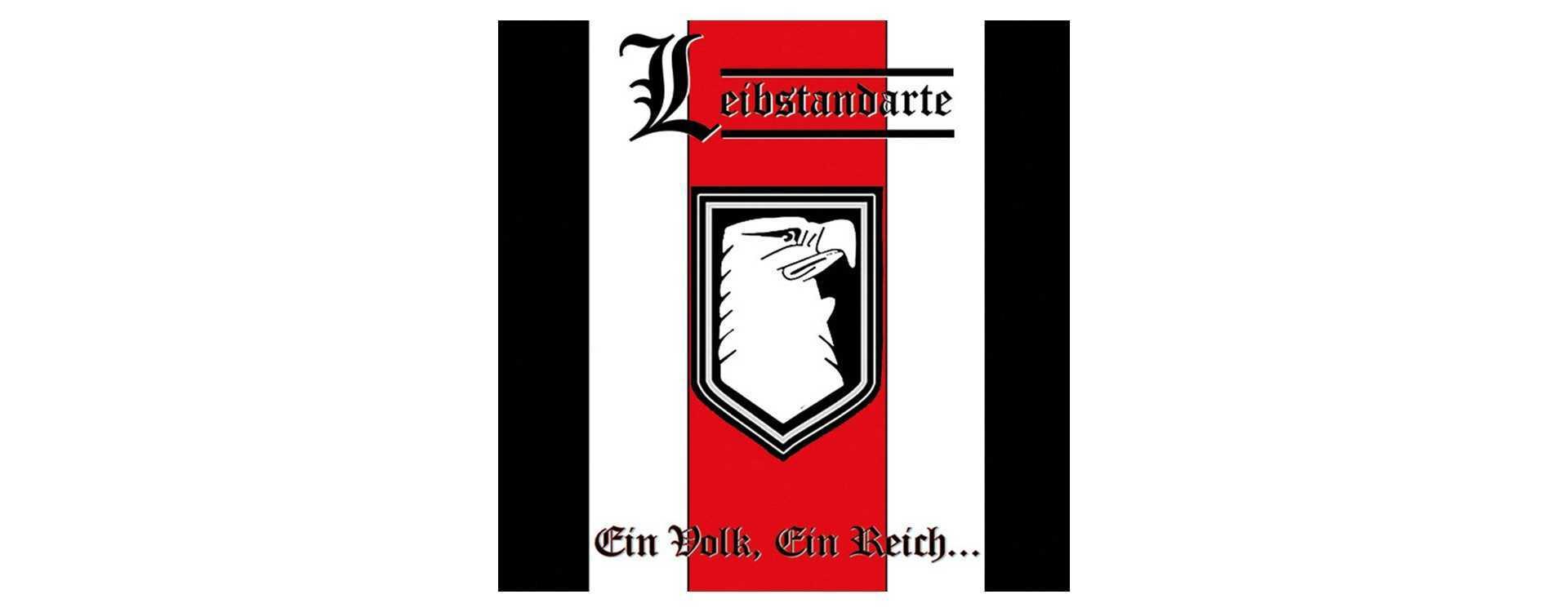 """LEIBSTANDARTE - Ein Volk, Ein Reich... Vinyl 12"""" LP"""