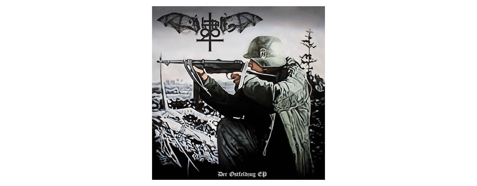 """AKTION T4 - Der Ostfeldzug . Vinyle 7"""" EP"""