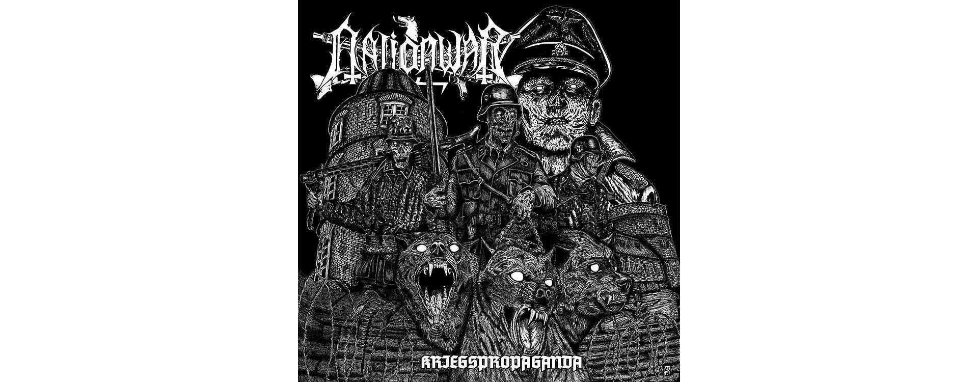 "NATION WAR - Kriegspropaganda . Vinyle 12"" LP"