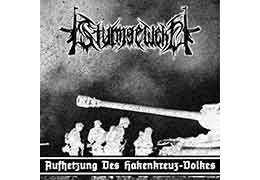 """STURMGEWEHR - Aufhetzung des Hakenkreuz-Volkes . Vinyl 12"""" LP"""