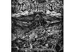 LYKAIONAS - Luciferian Fullmoon Necromancy . CD
