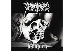 "MORTIFIER - Kampfen . Vinyl 12"" LP / CD / Tape"