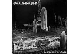 "VARGSANG - In the Mist of Night . Gatefold vinyl 12"" LP"