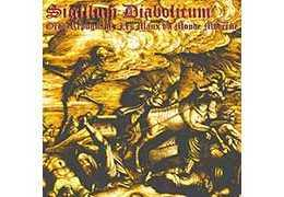 SIGILLUM DIABOLICUM - Ordo Repugnant : Les Maux du Monde Moderne . CD and LP