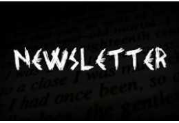 Newsletter Mai 2019