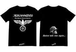 ARMAGGEDON - The Satanic Kommandantur . Tee-Shirt