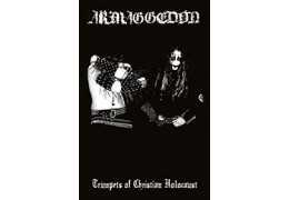 ARMAGGEDON - Trumpets of Christian Holocaust . Pro-Tape