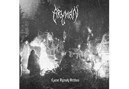 ARYMAN - Czarne Rytuały Otchłani . CD