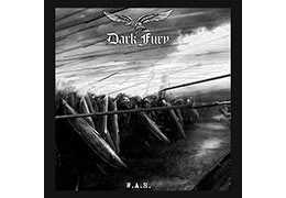 "DARK FURY - W.A.R. Vinyle 12"" LP"