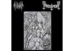 HEXENWALD / TODESTRIEBE - Split S/T . CD