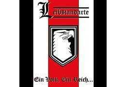 """LEIBSTANDARTE - Ein Volk, Ein Reich... Vinyle 12"""" LP"""