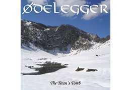 """ØDELEGGER - The Titan's Tomb . LP 12"""""""