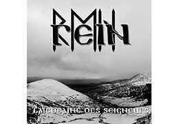 REIN - La Cocaïne des Seigneurs . CD