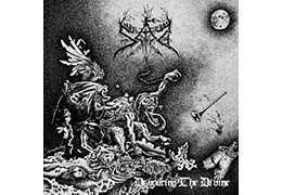 "SAD - Devouring The Divine . Vinyl 12"" LP"