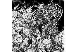 SOLIS OCCASUM - Unholy Faces Of Dead . CD