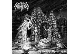 SVARTFELL - Apocryphe Apocalypse . CD