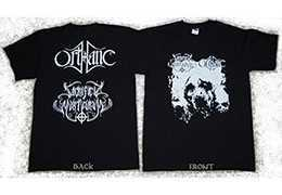 SACRIFICIA MORTUORUM / ORTHANC - Tee-shirt and Sweat-shirt