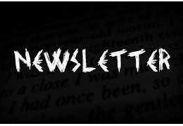 Newsletter Avril 2020