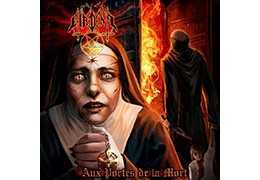 CHADENN - Aux Portes de la Mort . CD