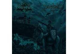 "MALÉFICE / WEWELSSBURG - Wir Kapitulieren Nie ! Vinyl 7"" EP"